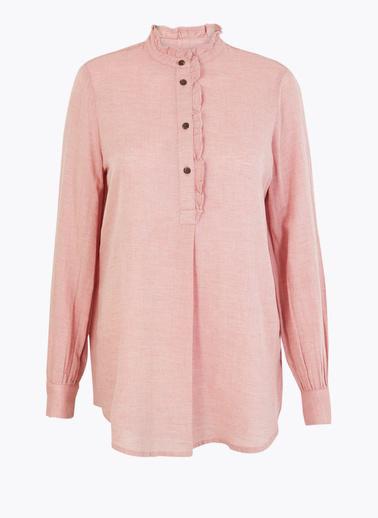 Marks & Spencer Bluz Pembe